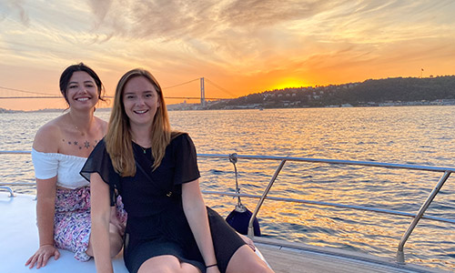 boat cruise in istanbul
